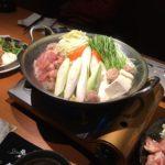 新宿歌舞伎町『酒肴 季節料理 新宿 なごみ』で水炊き食べてきました