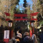 ご利益まみれ?出世の階段のある愛宕神社、増上寺に初詣に行ってきました