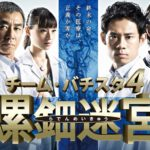 チームバチスタの栄光4ドラマ動画を無料視聴。pandora/dailymotionは?