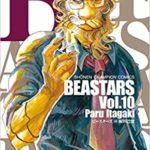 【漫画】BEASTARSの最新刊(10巻)を無料で読む方法。zip/rar/torrentは?