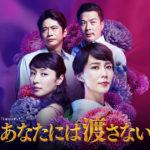 あなたには渡さない9話、10話木村佳乃ドラマ無料動画!視聴率や感想も
